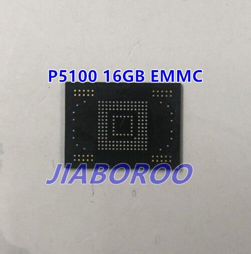 2 unids/lote se eMMC de 16GB de memoria flash NAND con firmware para Samsung Galaxy P5100