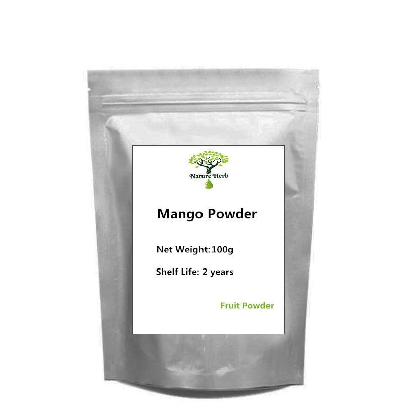 Polvo de Mango 100g ~ 1000g para alimentos y bebidas