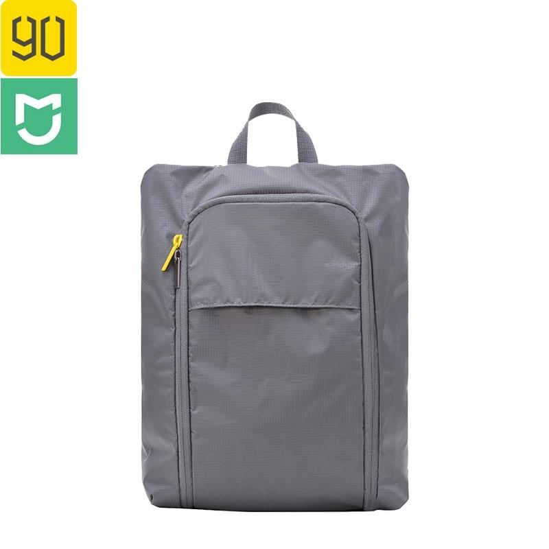 Bolsa multifuncional 90FUN para zapatos, bolsa de almacenamiento resistente al agua y al polvo, plegable, para viajes y vacaciones, para hombre y mujer, sistema Xiaomi
