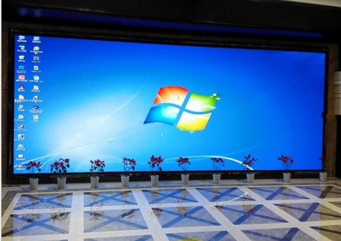 Interior video sexy RGB P2.5 P2 P3 pantalla led alta frecuencia de actualización de la pantalla de visualización