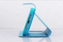 Cajas de teléfono de lujo de moda Funda de cuero de PU estuche para micromax de fuego 6 Q462 Q465 Q4251 Q4260 Q351 AQ5001 E481 Q392