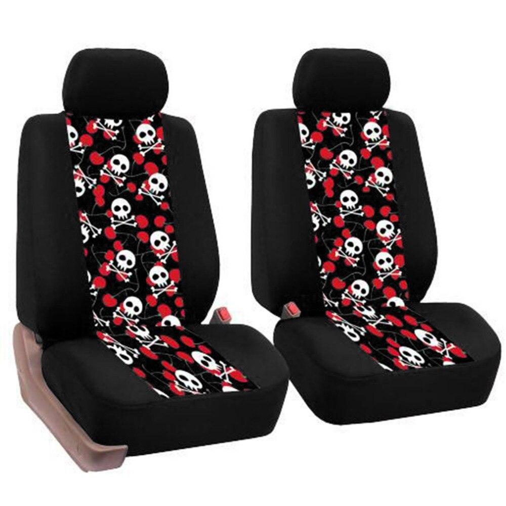 4 unids/set Universal asiento de coche Coversl automóviles Pads Multi-patrón Interior vehículos Car-styling proteger cojines suministros