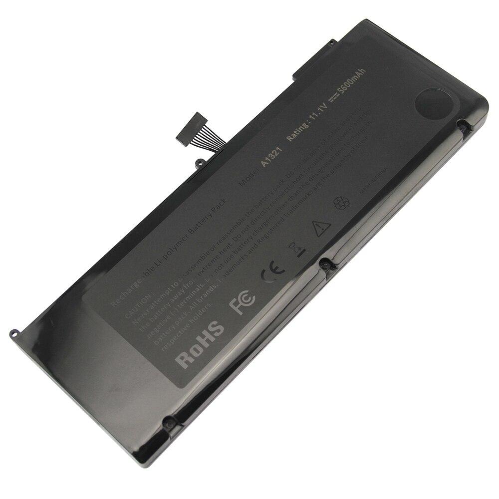 "6600mAh für Apple Laptop batterie MacBook pro unibody 15 ""EINE (1286) a1321 661-5211 661-5476 APPLE Mac Book pro 15 ""A1321 A1286"