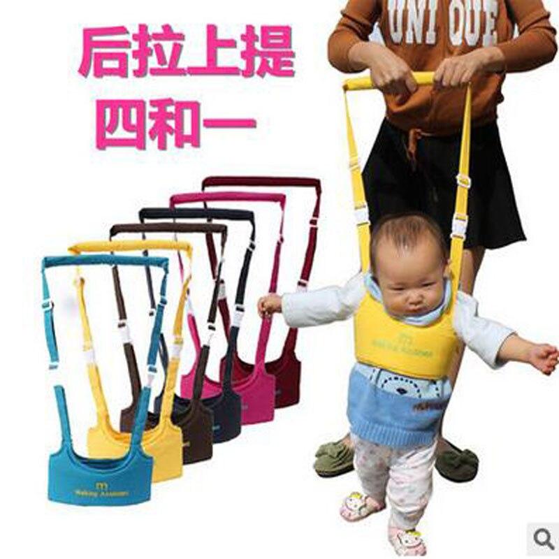 2016 Baby Walker Assistant Toddler Leash Backpack For Kids Walking Belt Child Safety Harness