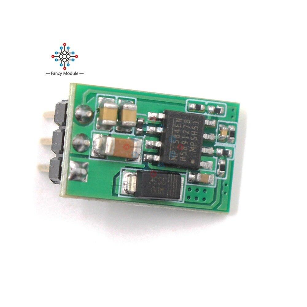 Super mini MP1584EN DC-DC convertidores de potencia 3,3, 4,0 y 5,0 VDC
