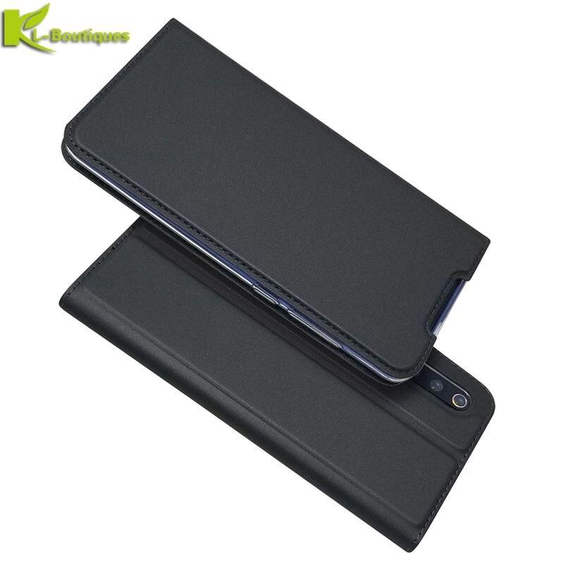 for Xiaomi Mi 9 Leather Case on sFor Fundas Xiomi Xiaomi MI 9 Mi9 SE 8 Lite Cover Luxury Magnet Flip Wallet Phone Case Women Men