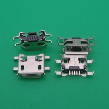 25pcs 5pin 5 pin Mini Micro USB Jack Connector Tail Charging port charger socket plug dock female