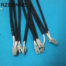 50 stks CCFL Lampen Draad Kabel 60 cm met 2pin Connector Ondersteuning 8-19 inch LCD Laptop