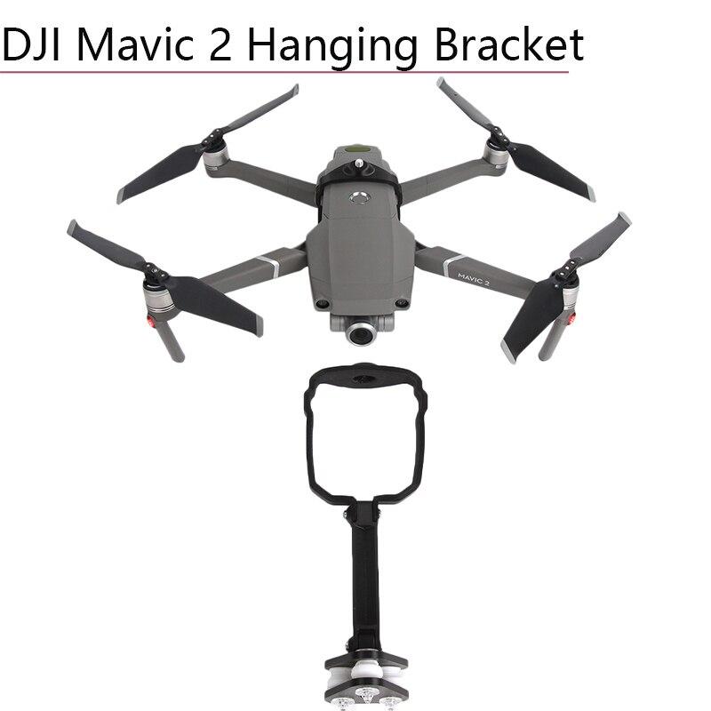 DJI MAVIC 2 PRO ZOOM Panorama 360 градусов VR Спортивная камера Анти-шок подвесной кронштейн Топ держатель адаптер аксессуары Запчасти