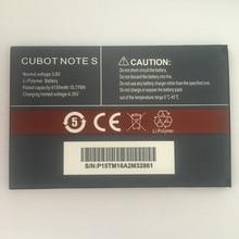 Pour CUBOT Note S batterie 4150mAh 100% nouvelle batterie de secours de remplacement dorigine pour CUBOT Note S téléphone portable
