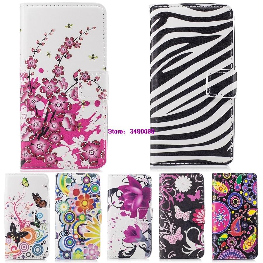 Funda con tapa magnética para Lenovo A2010 2010a A2010-a cartera con ranura para tarjeta Funda de cuero pintado para teléfono para Lenovo A 2010 A2010a