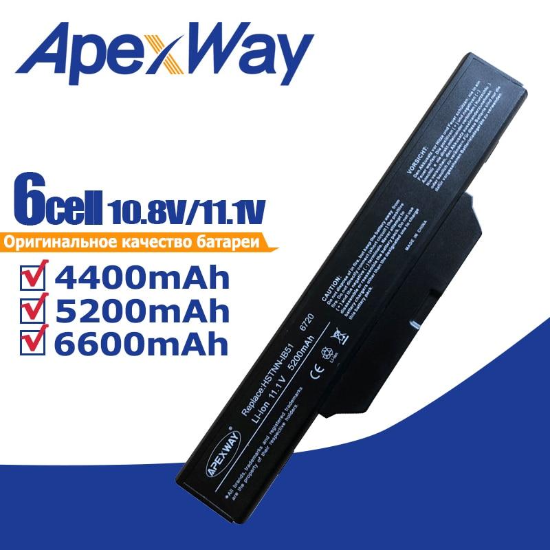 Batterie dordinateur portable pour HP HSTNN-I54C HSTNN-IB51 HSTNN-IB52 HSTNN-IB62 HSTNN-OB62 HSTNN-XB51 HSTNN-XB52 HSTNN-XB62 KU532AA