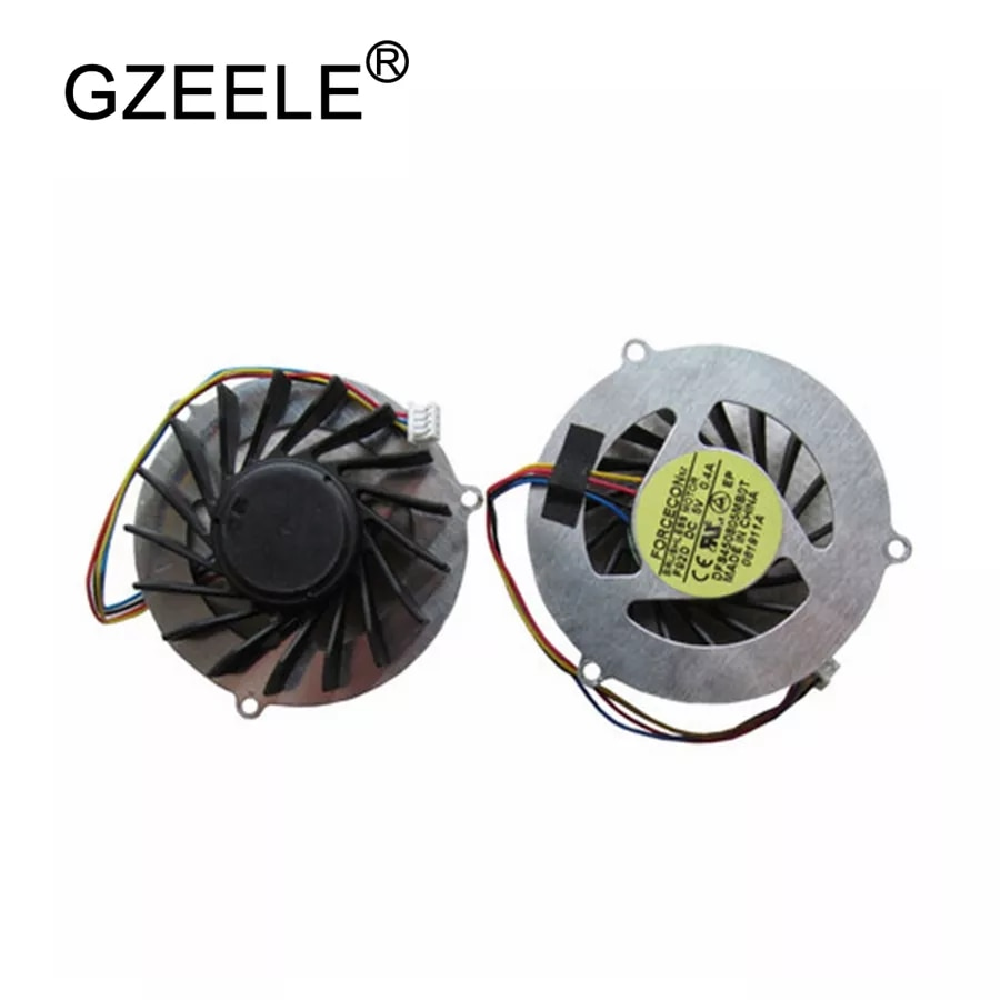 GZEELE מעבד מחשב נייד חדש לאייפון עבור lenovo B460 B460A B460C B465 V460 V460A V460NE החלפת מחשבים אביזרי קירור מאוורר