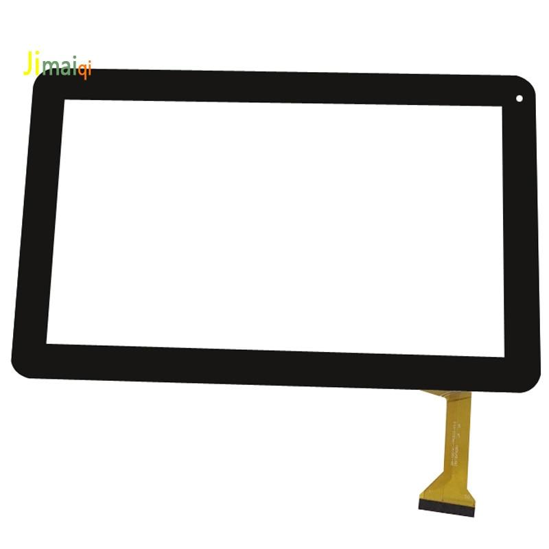 Phablet reemplazo del Sensor del digitalizador del panel de la pantalla táctil capacitiva para la tableta de 10,1 pulgadas Thomson TEO10-16CO Multitouch