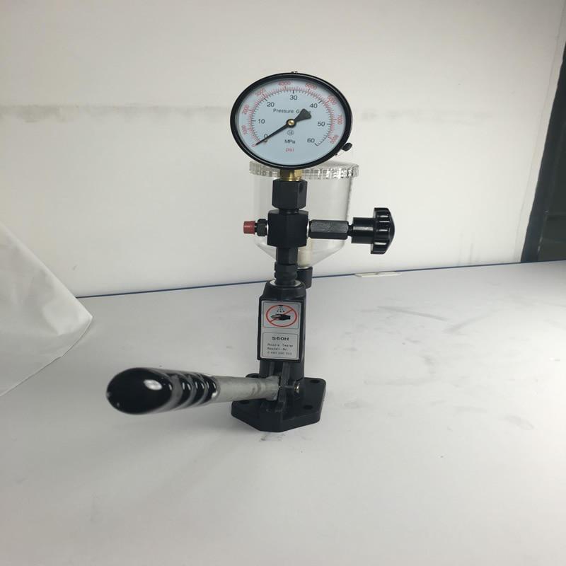 Adduswin envío gratis inyector diesel S60H boquilla validador inyector de la boquilla de combustible de buena calidad