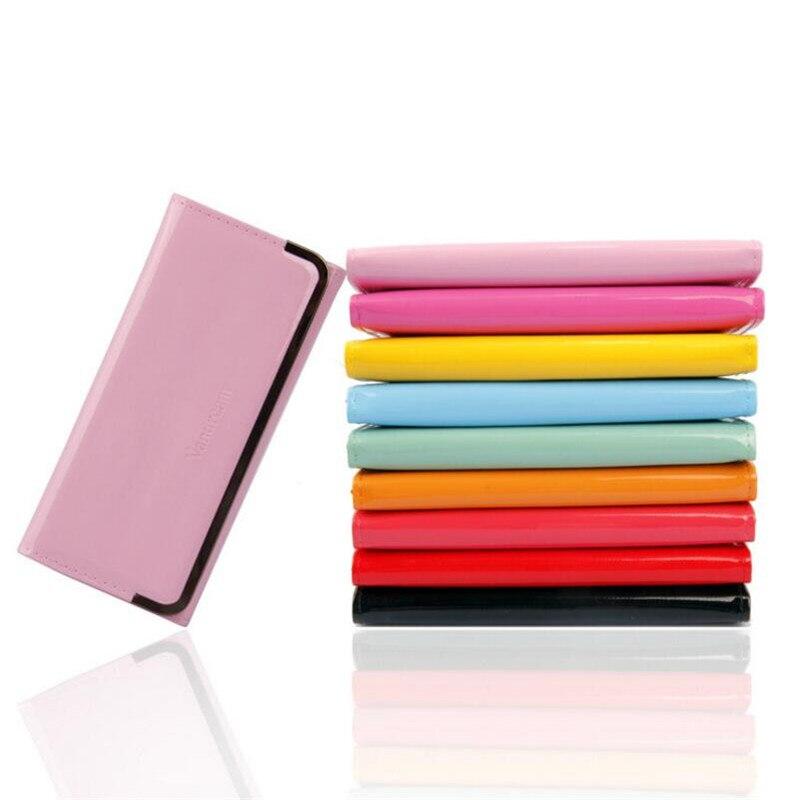 Cartera larga de lujo para mujer, monedero de marca para mujer, monedero para mujer, diseño a la moda, bolso Clutch de Color caramelo, tarjetero, cartera de mano