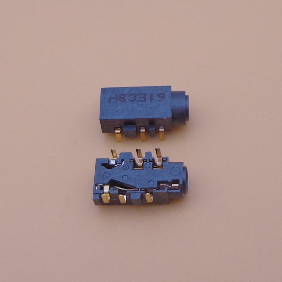 3,5 мм аудио комбо Джек разъем гарнитура для Asus N550 N550J N550JA N550JK N550JV N550LF Q550 Q550LF разъем для наушников 6-контактный