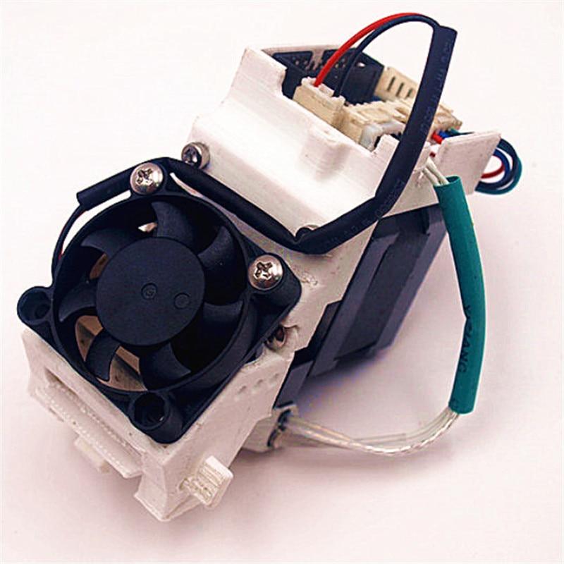 Замена головки экструдера комплект для UP PLUS Afinia 3D принтер экструдер головка в сборе для 3D принтера s