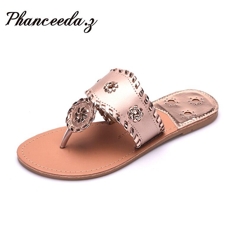 Novo 2020 estilo de verão sapatos femininos sandálias moda bling apartamentos qualidade superior sólida flip flops chinelos sexy frete grátis tamanho 5-11