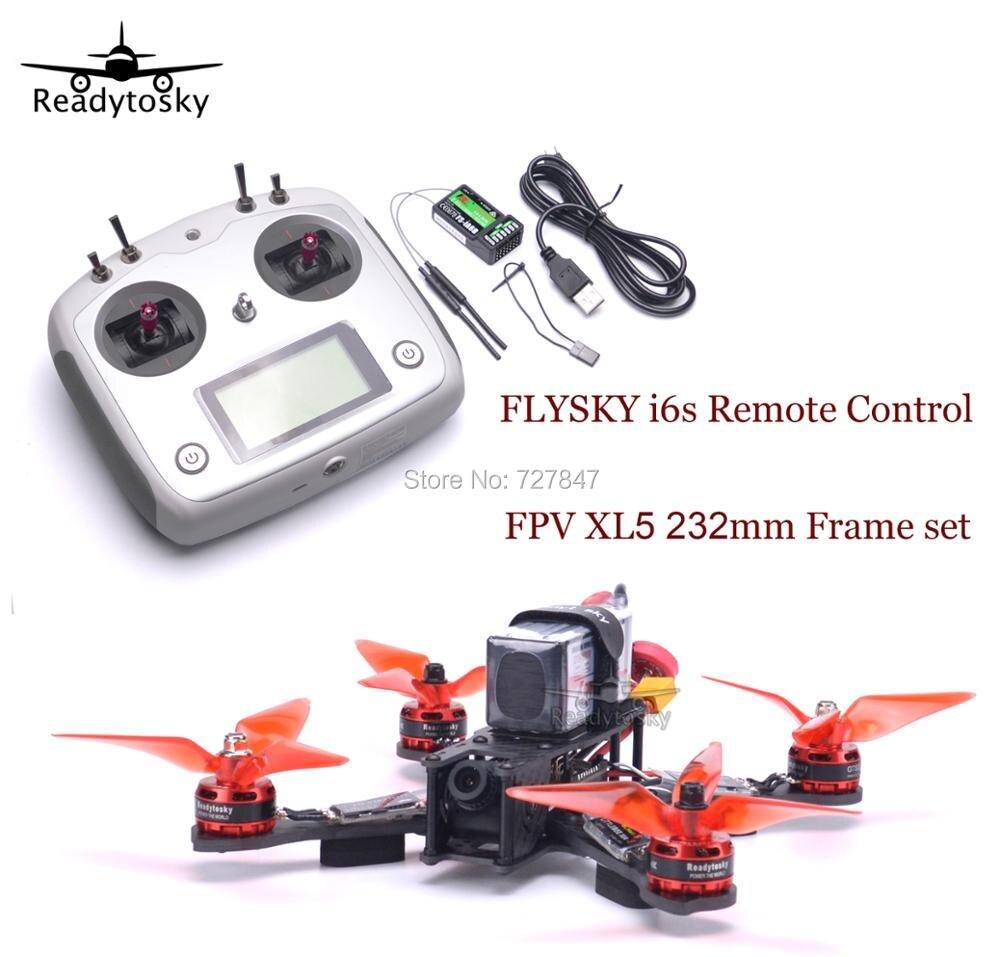 3K tam karbon Fiber gerçek X XL5 V2 232mm F3 uçuş kontrolörü GTS2305 2700KV Motor Littlebee 30A-s serbest çerçeve FPV için