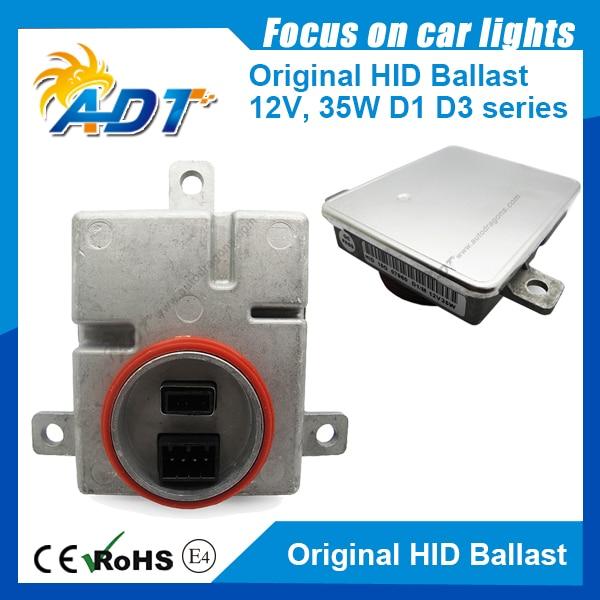 Para Audi S3 2009-2013 D1 D3 para Mitsubishi Xenón HID encendedor inversor de la unidad de Control de los faros de los balastos 8K0941597