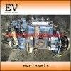 עבור I-suzu genset C240 מנוע משאבת הזרקת 101431-4050 168P0686