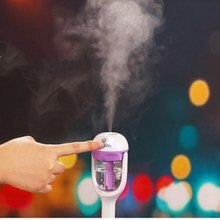 Auto Lufterfrischer Auto Diffusor Sprayer Hinzufügen Wasser Auto Nebel Moaker Fogger Dampf Air Purifier Auto Luftbefeuchter Duft Perfekt
