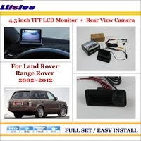 auto camera for land rover range rover 2002 2012 car 4 3 tft lcd monitor screen parking system