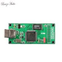 breeze audio CM6631 IIS digital interface compatible with Italy Amanero USB 192K 32BIT