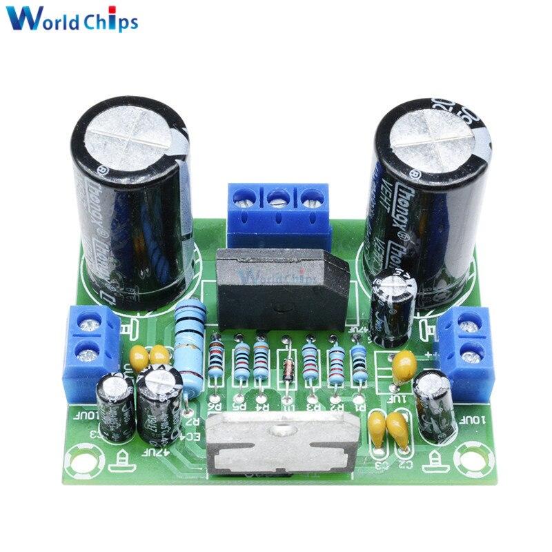 TDA7293 100W Digital Audio Amplifier AMP Board Mono Single Channel Hifi AC 12V-32V 2 X 50W Module Smart Electronics
