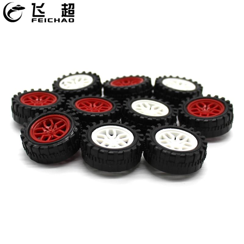 Пластиковые мини-колеса 31*2 мм, диаметр