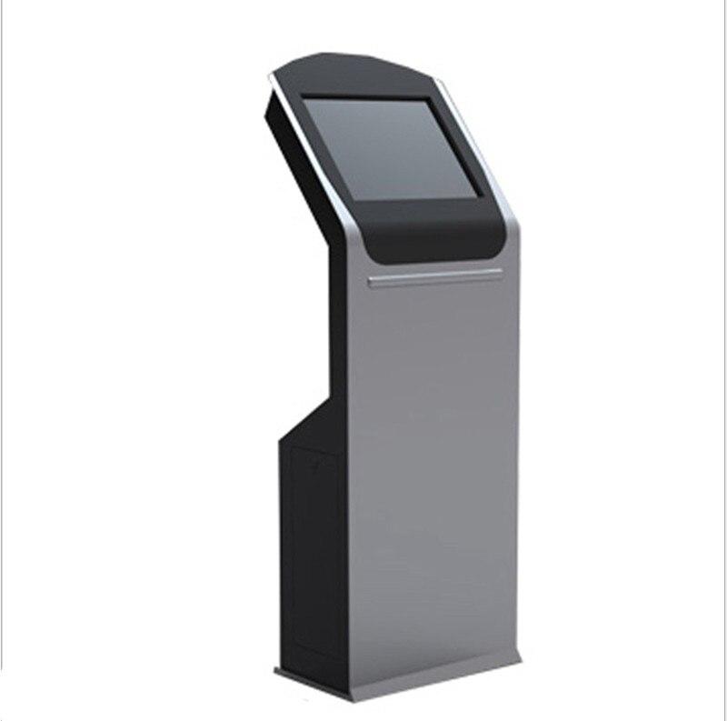 Kiosco de pantalla táctil android de 19 pulgadas, Wifi/3G, reproductor de publicidad, señalización Digital