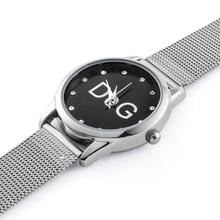 2021 Reloj Mujer New Famous Brand Bear Metal Mesh Stainless Casual Quartz Watch Kobiet Zegarka Women
