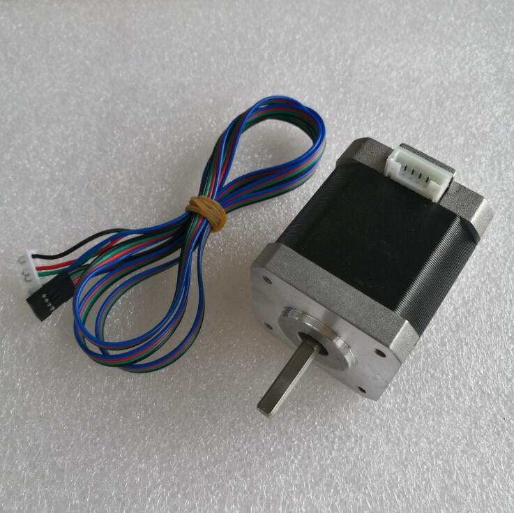 Motor paso a paso NEMA 17 con codificador 42bygh48
