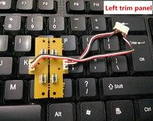 Left Trim Panel Part For OrangeRx ORX T-SIX Spectrum DX6i Mkron i6S RC Transmitter Spare Parts