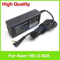 Ac power adapter 19V 3.42A laptop charger For Acer Aspire 3 A315-21G A315-41G A615-51G E1-531H E5-476 E5-476G E5-491 E5-576