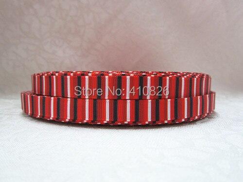 Q & N/OEM 3/8 pulgadas 9mm 14526004 tejer grogrén (ligamento tafetán cinta 50yds/rollo envío gratis