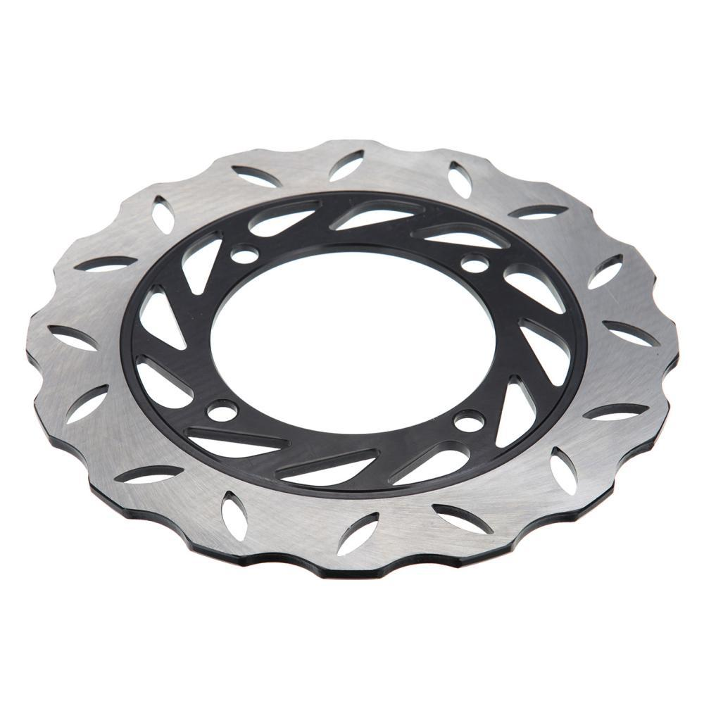 Rotor de disco de freno trasero de acero del Motor para Honda CB400 CB400SF CB-1 CB400F CB500 CB750 CB900 NSS250 NSS 250 Forza XL600 Transalpino