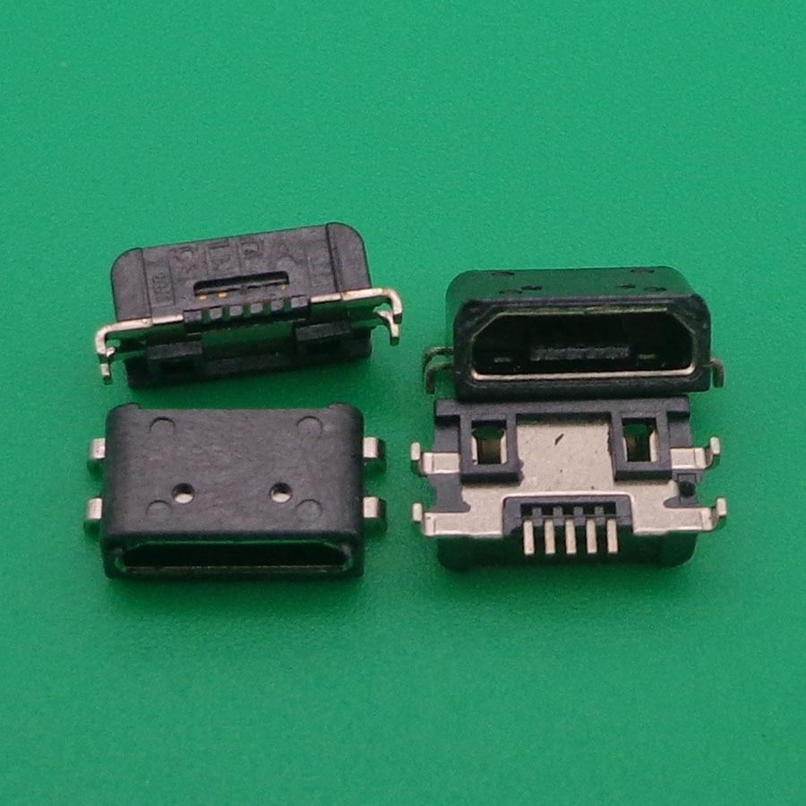 20PCS/LOT for NOKIA N9 lumia 800 900 N900 N800 Micro USB data port,phone charging port,Micro USB jack socket connector