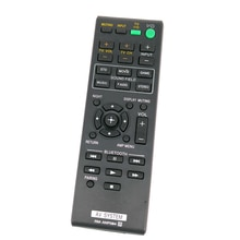New Remote Control RM-ANP084 Replace For Sony AV HOME SYSTEM RM-ANP109 ANP105 HT-CT26 SA-CT260 SA-CT