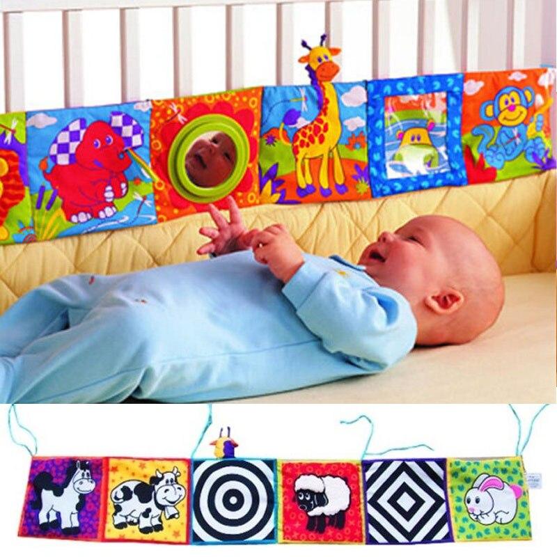 Livro de pano macio animal infantil bebê criança inteligência desenvolvimento brinquedo cognize livro educacional brinquedos cognitivos animais