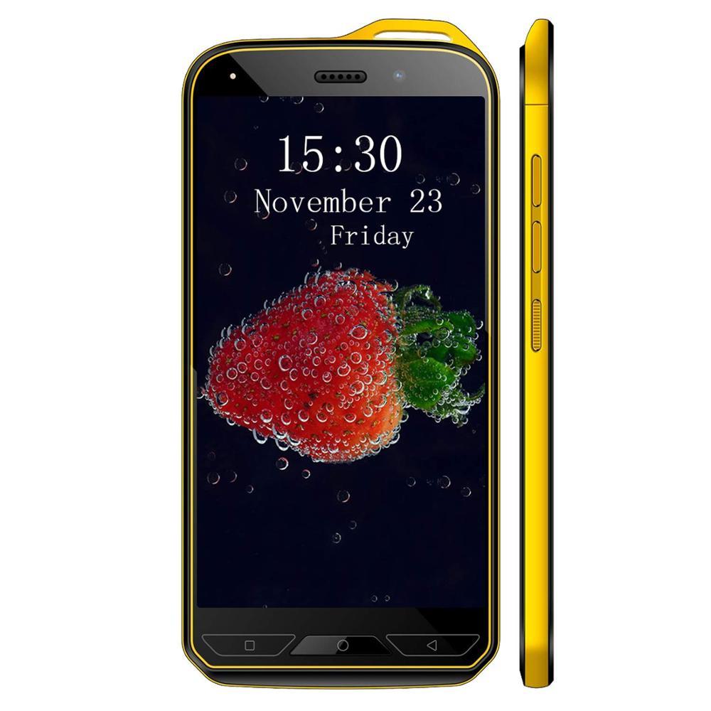 Vmobile X6 teléfono móvil Android 7,0 169 pantalla HD deportes al aire libre 8MP 3200 mAh Cámara Quad Core Smartphone celular desbloqueado los teléfonos moviles baratos libres