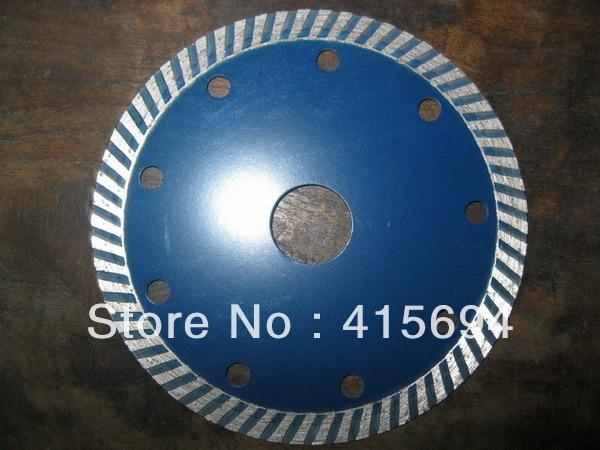 ¡115x10x22! hoja de sierra de diamante turbo fino de 23-15,88mm para ladrillos, granito, mármol y hormigón