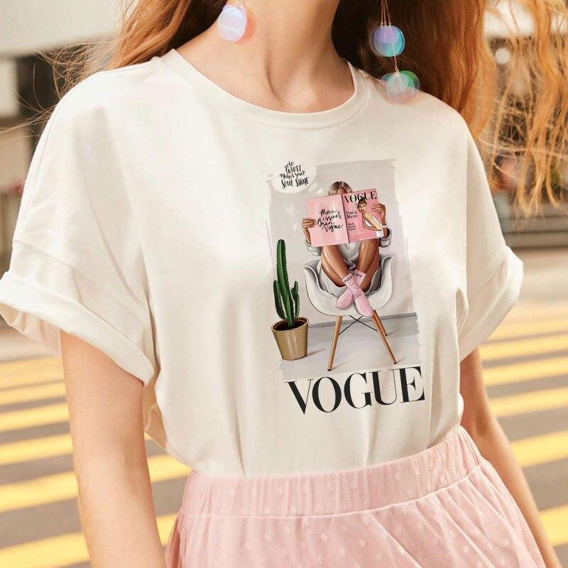 Женская футболка Ulzzang, уличная футболка в стиле Харадзюку, 2019