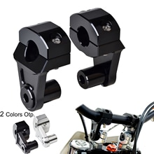 Pince de guidon 22mm pour Suzuki DL   Support de pince pour Suzuki DL 650 1000 V SV DRZ 400S/E DR 200SE 650SE GSF 600 1200 1250 GSR GSX 750