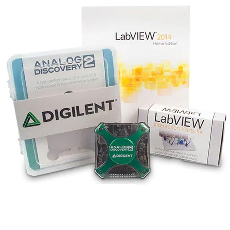 Herramienta de desarrollo del paquete de LabVIEW 2 de descubrimiento analógico 471-018