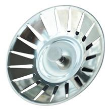 Hot Sale 8CM Kitchen Basin Drain Dopant Sink Waste Disposer Strainer Stopper Leach Plug