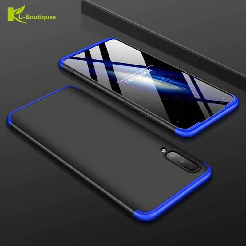 Funda para Samsung Galaxy A70, Capa Etui, 360 grados, protección completa para Samsung A70 A 70 A705F A705, Funda