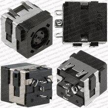 5 pieces/LOT 100% Original New DC Power Port Jack plug Socket for Dell Inspiron 5721 3521 2521 Serie