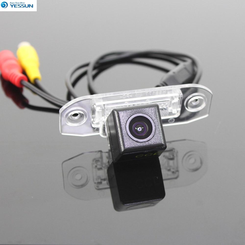 YESSUN For Volvo C70 V70 XC 70 XC70 Car Rear View Camera Reversing Backup Camera HD CCD Night Vision + Back up Backup Camera